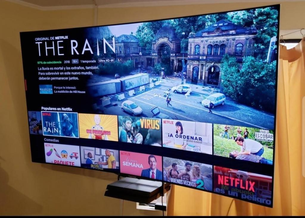 Smart TV Samsung, QLED, 4K, 65 Pulgadas, Modelo , NUEVA,