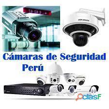 Mollendo instalación de cámaras de seguridad y otros