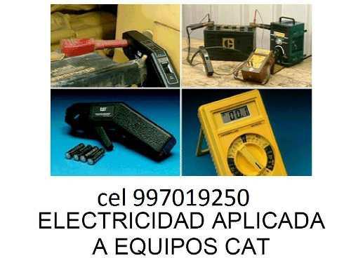 Electronica Equipos+caterpillar Sensores Ecm Et Sis Cat