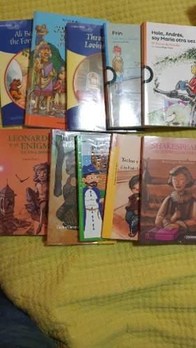 Libros Plan Lector 6to Grado Primaria Como Nuevos