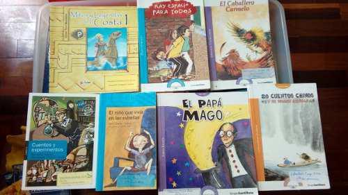Oferta 7 Libros Plan Lector!