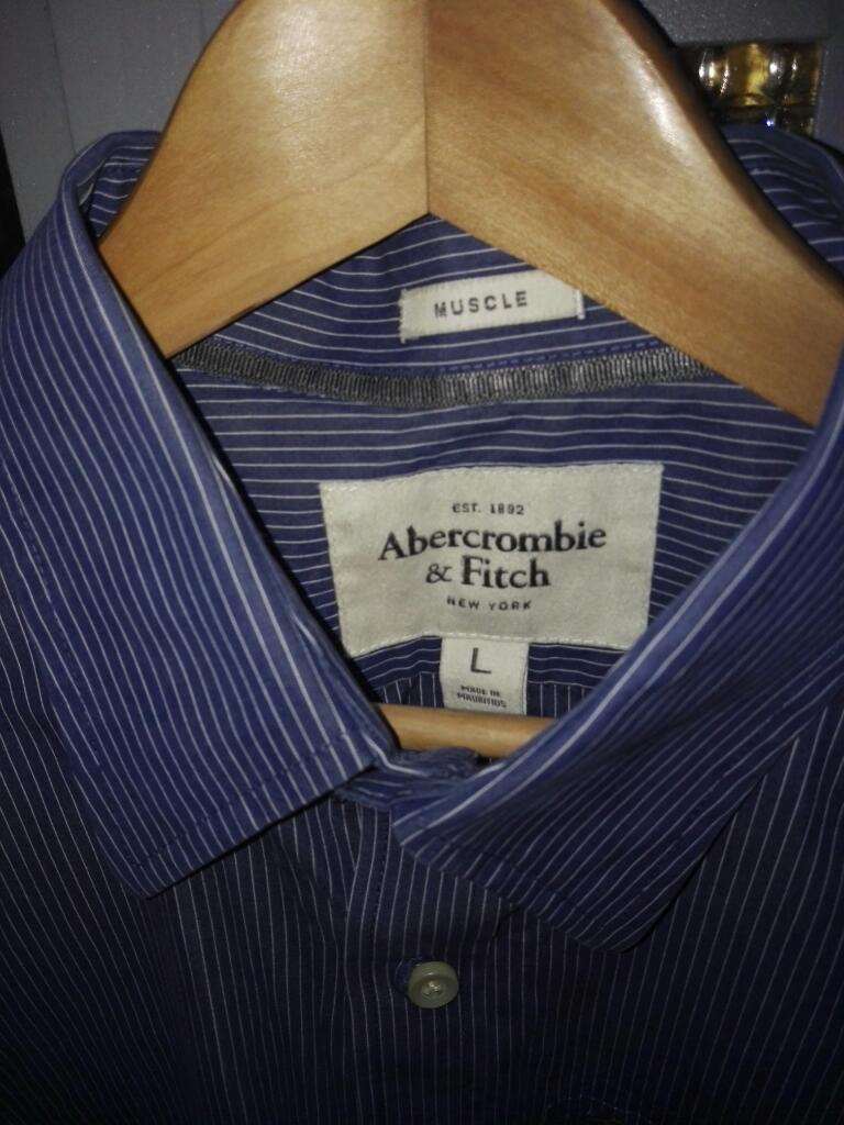 Camisa Abercrombie And Fitch Talla L