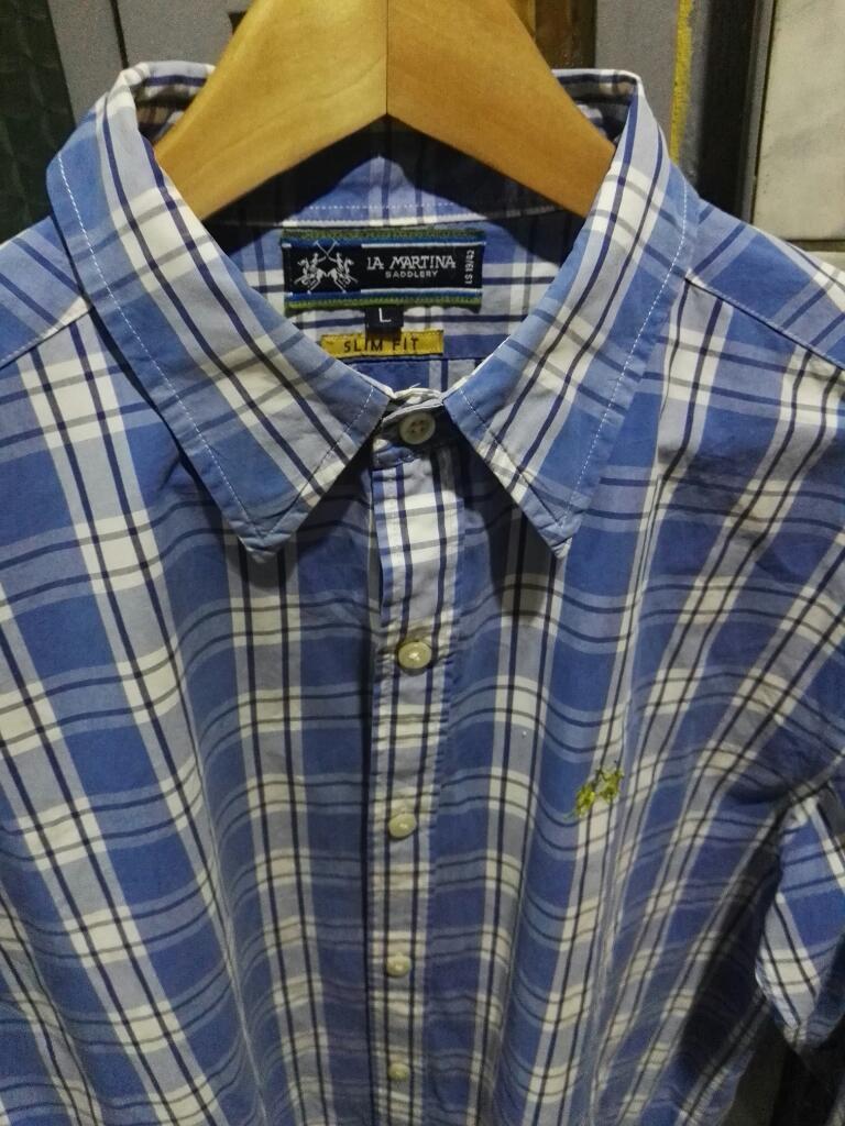 Camisa La Martina Talla L Original