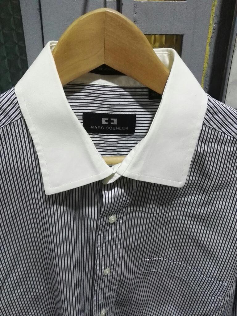 Camisa Marc Boehler Talla L Original