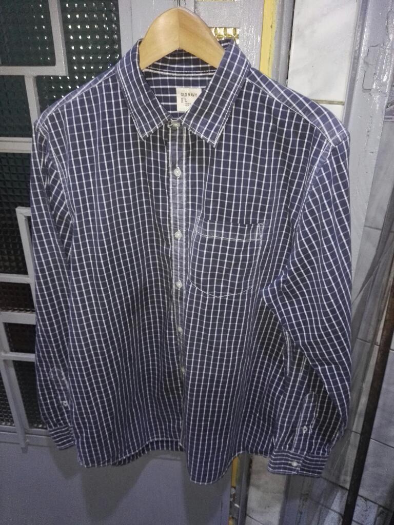 Camisa Old Navy Talla L Original