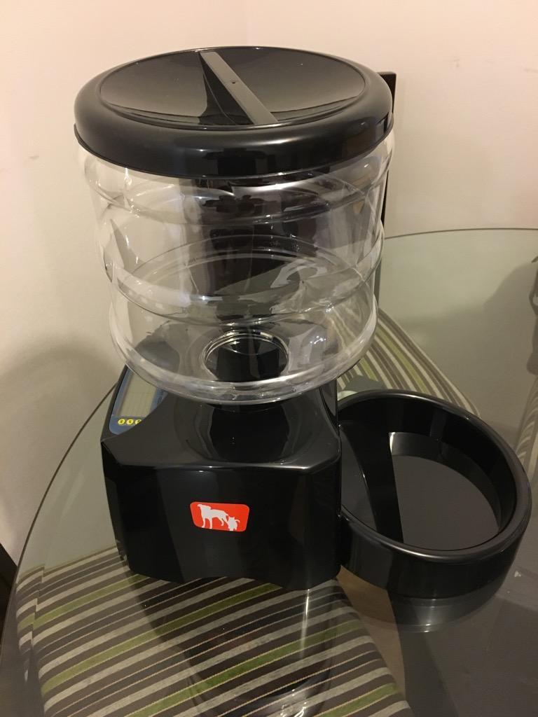 Dispensador Automatico de Comida