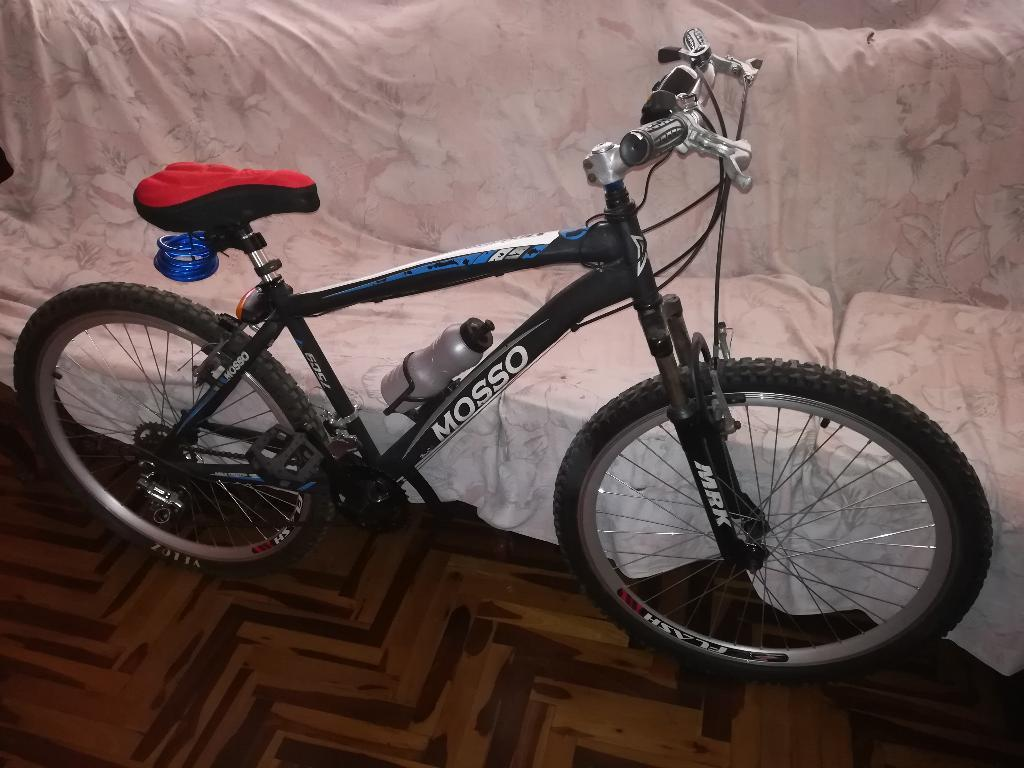 Bonita Bicicleta Mosso Original Aro 26
