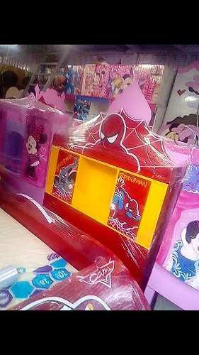 Camas Hombre Araña Spiderman Niños Delivery Gratis