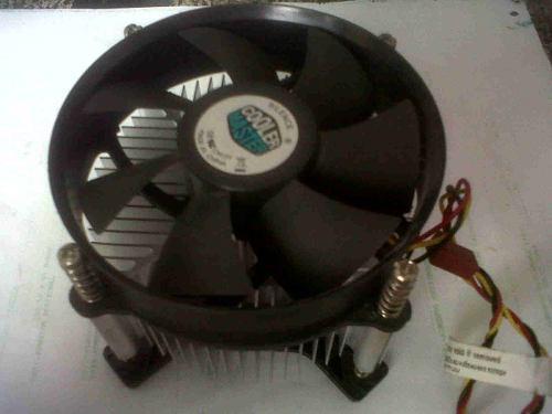 Cooler Master Socket 775 Con Base Y Tornillos Para Quadcore