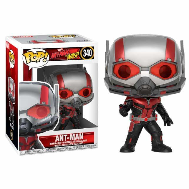 Funko Pop Ant Man And The Wasp Marvel Infinity War