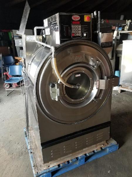 Lavadora y Secadoras industriales Importación Usa