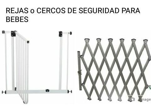 Puerta Cerco Reja De Seguridad Bebes Envio A Provincia