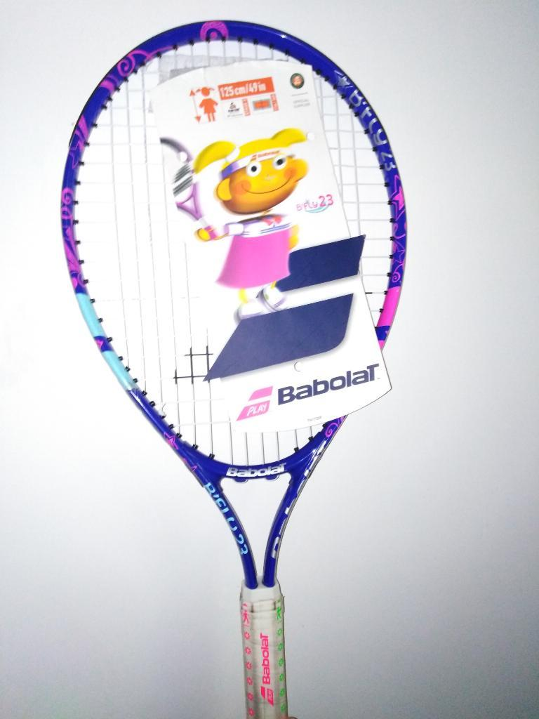 Raqueta de Tenis Babolat 23 Pulgadas