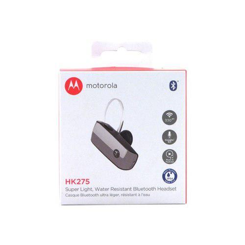 Audífono Bluetooth Motorola Hk275 Resistente Sudor Y Agua