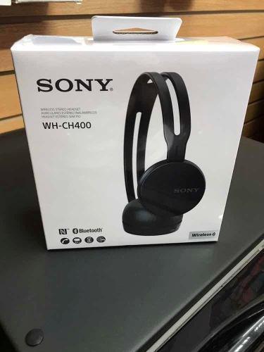 Audífono Sony Wc - Ch400 Bluetooth.