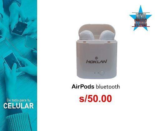 Audífonos I7s Tws Bluetooth! Tipo Airpods