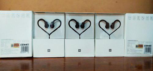 Audífonos Xiaomi Mi Sport Mini Cajas Selladas Original