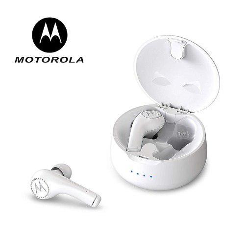 Gratis!!! Audífono Motorola Verve Buds 500 Bluetooth Siri