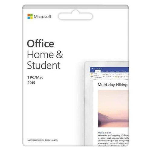 Microsoft Office Home And Student 2019 - Licencia - 1 Pc