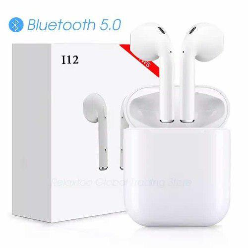 Preventa Audifonos I12 Tws Airpods Bluetooth 5.0 Tactil 2019