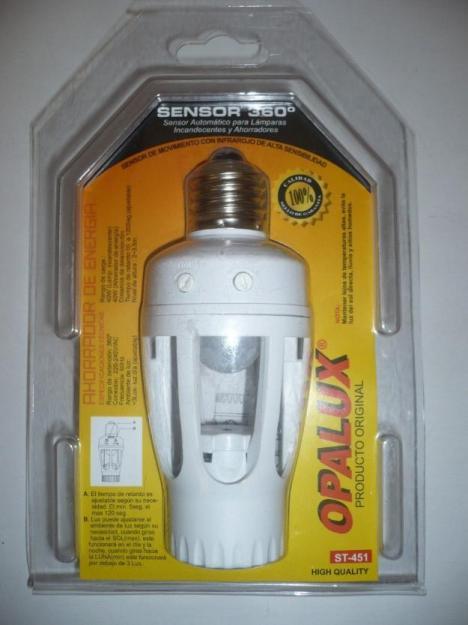 Sensor de Movimiento 220 voltios OPALUX