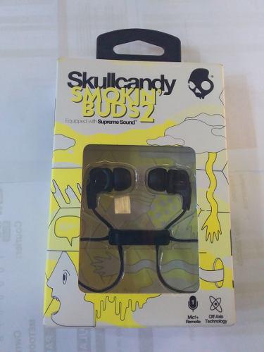 Skullcandy Smokin Buds 2 Negro /tienda /envíos /sellado
