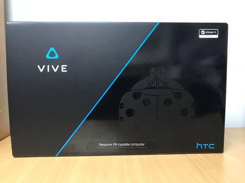 Htc Vive -lentes Realidad Virtual - Nuevo - Stock -