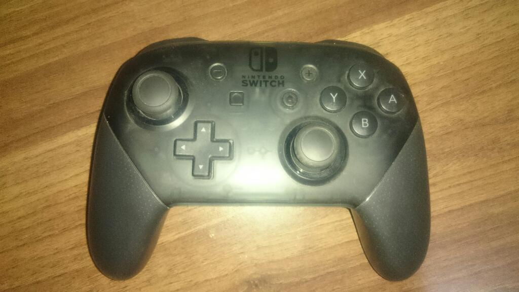 Mando Pro Nintendo Switch 10 de 10