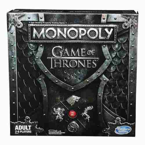 Monopoly Monopolio Game Of Thrones Got Juego De Tronos