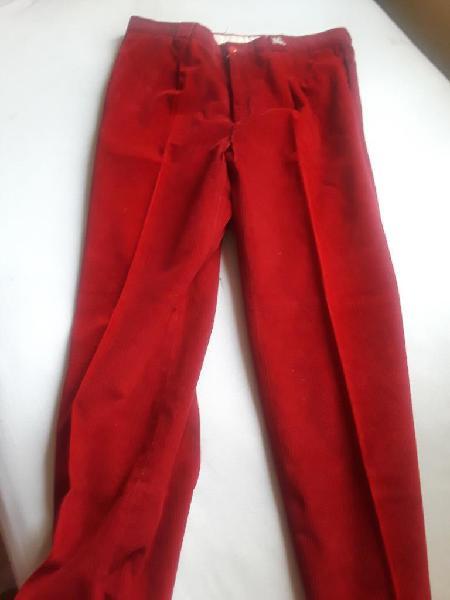 Pantalon Hombre Imp.talla 34 S.borja