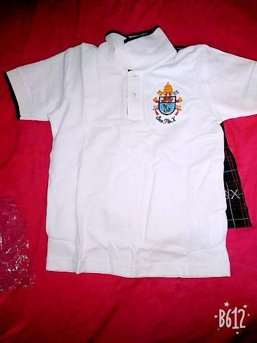 Uniforme En Estreno Colegio San Pio X