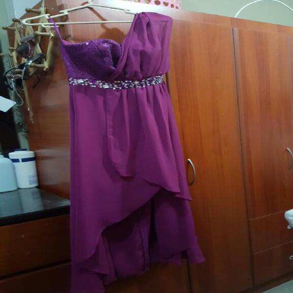 Vestido Color Purple