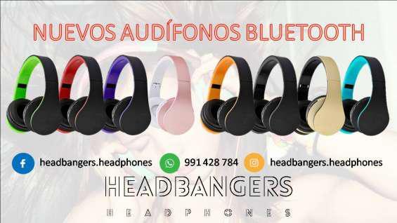 Nuevos audífonos inalámbricos bluetooth 4 en 1 en Lima