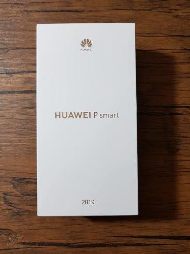 Huawei P Smart 2019 64gb Nuevo En Caja Libre Acepto Cambios