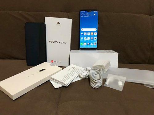 Huawei P20 Pro 128 Gb 6 Gb Ram Libre De Fabrica
