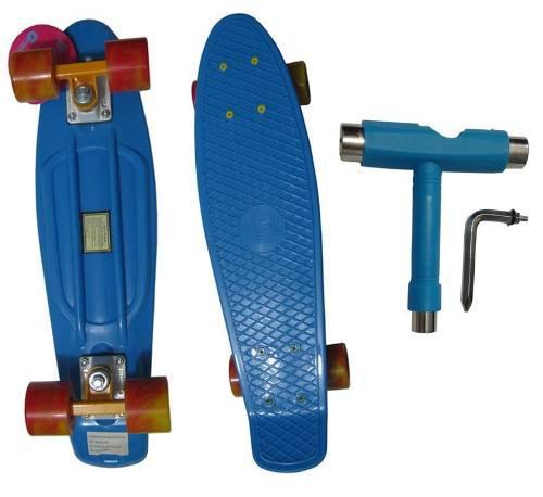 Skates Penny Marca Gravital + Llave T 5 En 1
