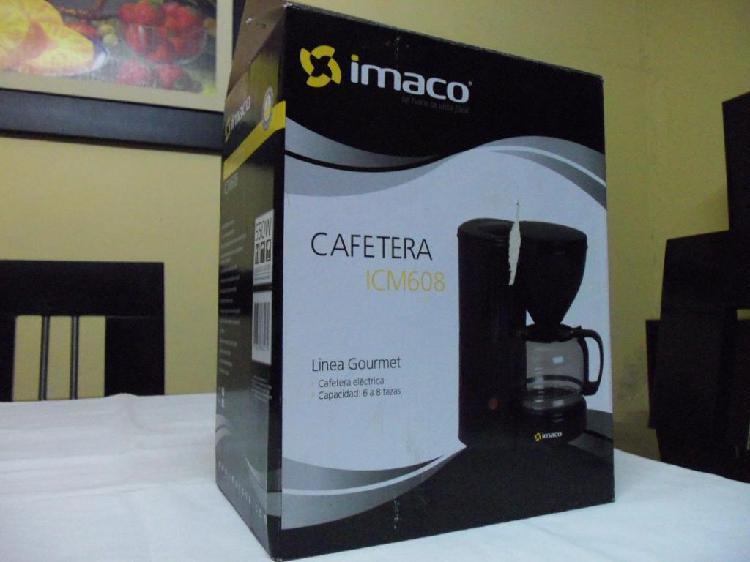 CAFETERA ELECTRICA IMACO LINEA GOURMET