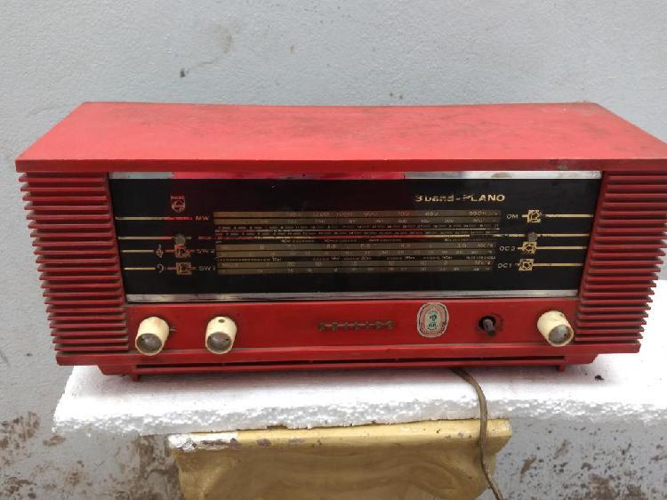 Antigua Radio Philips No Funciona