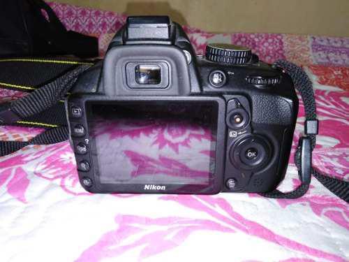 Camara Nikon D3100 Oferta - Semi Nueva