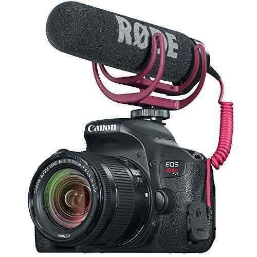 Canon Eos Rebel T7i Cámara Digital Slr Kit Creador De