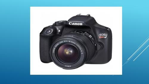 Remato Camara Canon Eos Rebel T6 Combo 44 Ef-s-18-55-iii