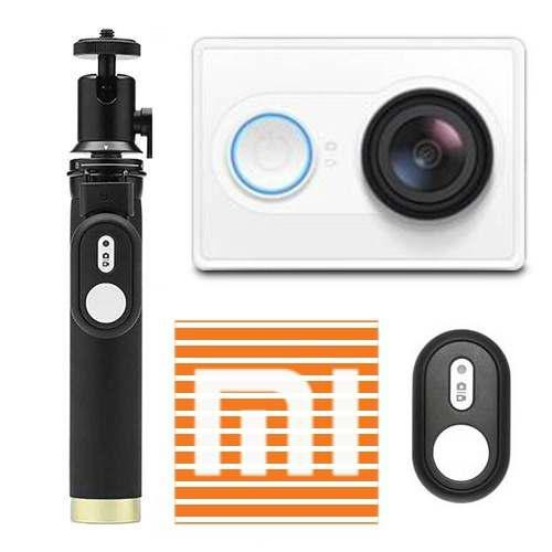 Xiaomi Yi Action Cam Wifi 16 Mp Internac + Control Bluetooth