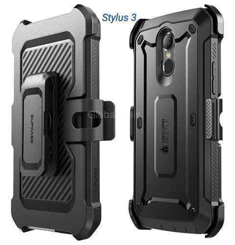 Case Supcase Lg Stylus 3 Stylo 3 Extremo Usa Carcasa 360