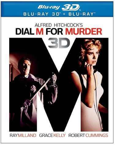 Blu Ray Con M De Muerte 3d - 2d - Stock - Nuevo - Sellado