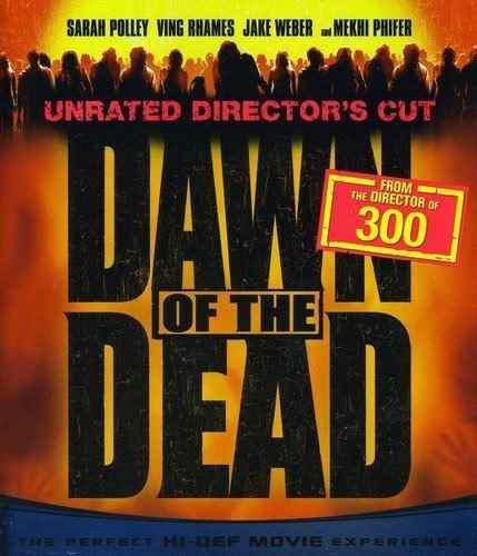 Blu Ray El Amanecer De Los Muertos- Stock - Sellado - Nuevo