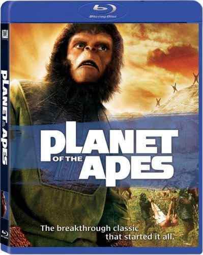Blu Ray El Planeta De Los Simios - Stock - Sellado