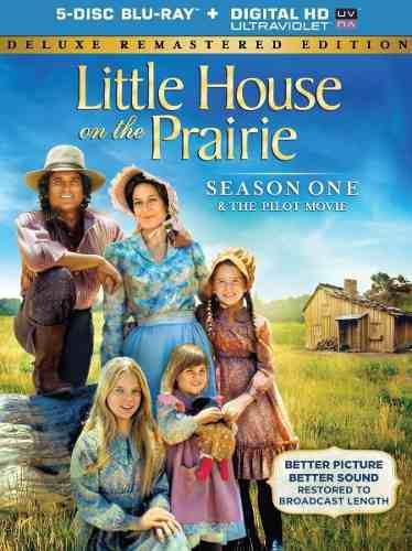 Blu Ray La Familia Ingalls: Season 1 - Stock - Nuevo