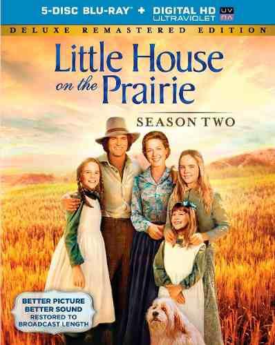 Blu Ray La Familia Ingalls: Season 2 - Stock - Nuevo