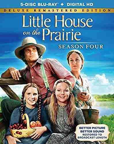Blu Ray La Familia Ingalls: Season 4 - Stock - Nuevo