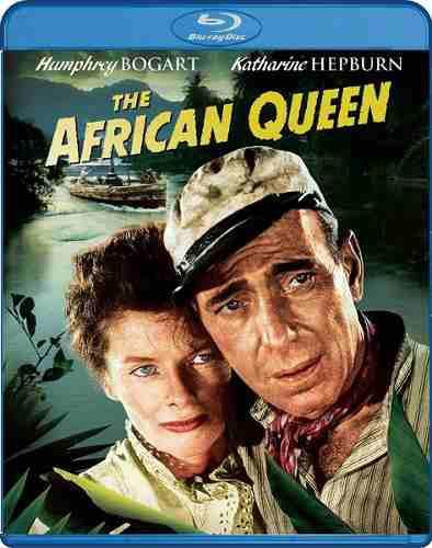 Blu Ray La Reina De África - Stock - Sellado - Nuevo